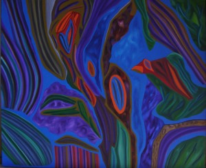 Spiritually Evolving: Lee Channing June 2012 Selva Interna 300x245
